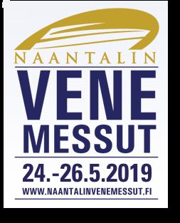Olemme mukana Naantalin venemessuilla 2019